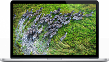 Ноутбук Apple MacBook Pro 15 with Retina display Mid 2014 Silver (MGXA2RU/A) уценённый