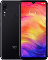 Xiaomi Redmi Note 7 6/64Gb Black Global Rom