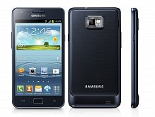 Samsung Galaxy S II i9100 Black уценённый