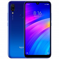 Xiaomi Redmi 7 4/64GB Blue Global Rom