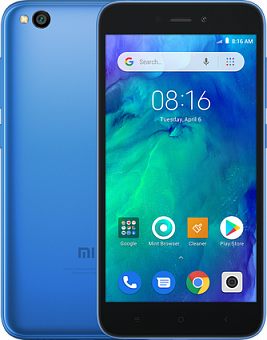 Xiaomi Redmi Go 8Gb Blue EU