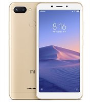 Xiaomi Redmi 6 4/64Gb Gold Global Rom