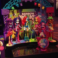 Игровой набор Hasbro My Little Pony Equestria Girls Рок-сцена Rainbow Rocks A8060TBC