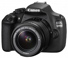 Canon EOS 1200D Kit 18-55 DC III Black