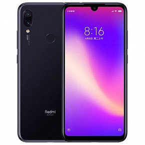 Xiaomi Redmi Note 7 Pro 6/128Gb Black Global Rom