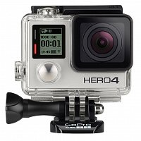 Экшн-камера GoPro HERO4 Edition Silver уценённый
