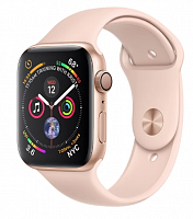 Умные часы Apple Watch Series 4 GPS 40mm Aluminum Case with Sport Band Gold Pink замененный
