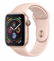 Умные часы Apple Watch Series 4 GPS 40mm Aluminum Case with Sport Band Gold Pink уценённый