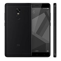 Xiaomi Redmi note 4X 4/64Gb Black (Snapdragon)