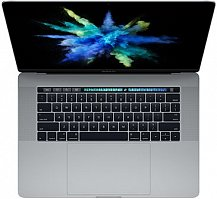 "Ноутбук Apple MacBook Pro 15"" TouchBar 2016 (MLH32RU/A) (2880x1800,i7,16Gb,SSD 256Gb,Radeon Pro 450 GDDR5 2Gb) Space Gray уценённый"
