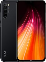 Xiaomi Redmi Note 8 6/128Gb Black Global Rom